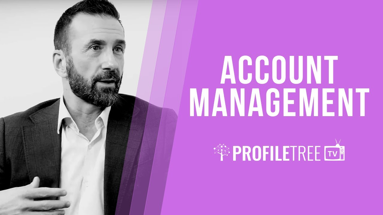 Interview with Profile Tree: Key Account Management Secrets