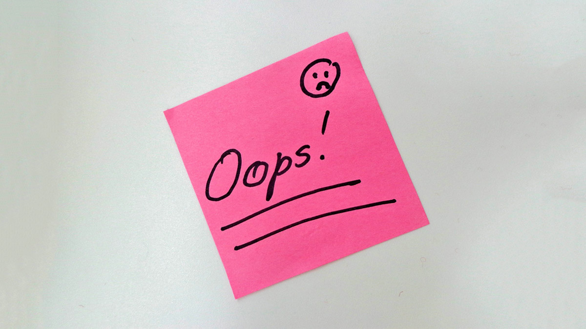 5 Mistakes with Clients I'll Never Make Again